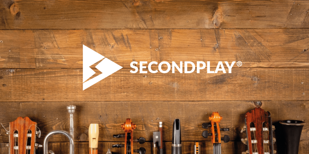 secondplay | tweedehands muziekinstrumenten | kopen | verkopen | België | muzikant | DJ | producer - piano - gitaar - controller - drum - klarinet - harp - orgel - synthesiser - microfoon